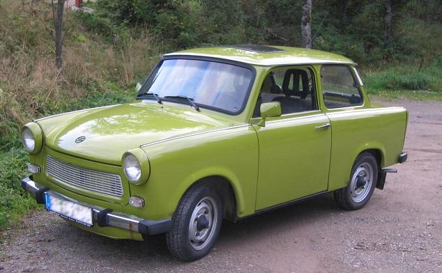 """60 éves a Trabant: """"útfekvése kitűnő, gyorsulása kifogástalan"""""""