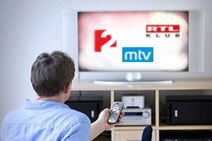 Vajon visszaesett a TV2 nézettsége a tüntetés idején?