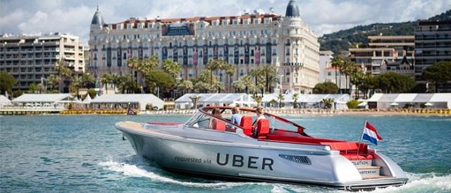 Vízitaxit indít a horvát tengerparton az Uber