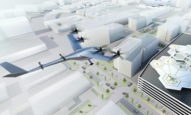 Az Uber 2020-ban már repülő taxikat tesztelne