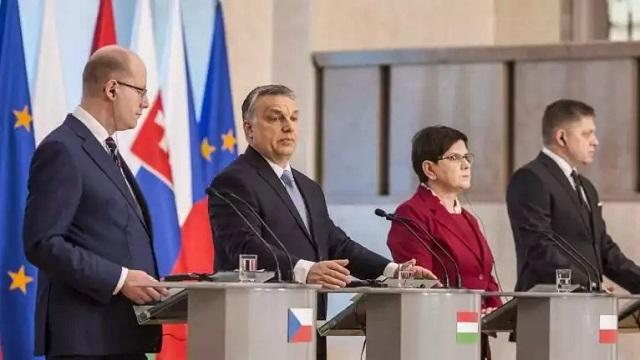 Orbán szerint az európai jövő a visegrádi négyekben van