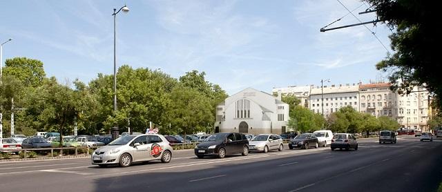 Csúszik a ligeti színház újjáépítése