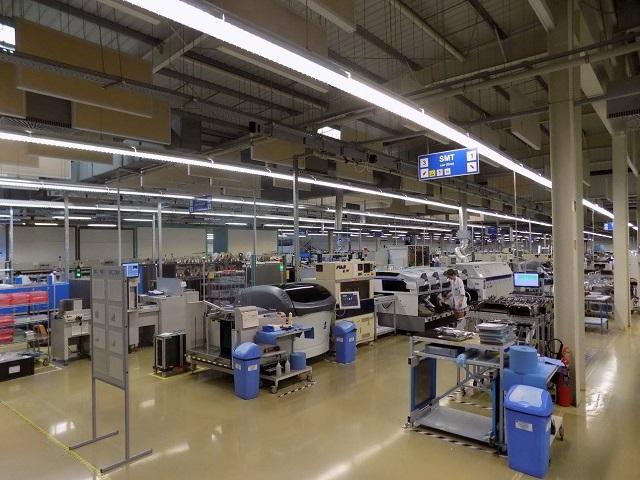 5 milliárdos gyártócsarnokot építenek Székesfehérváron