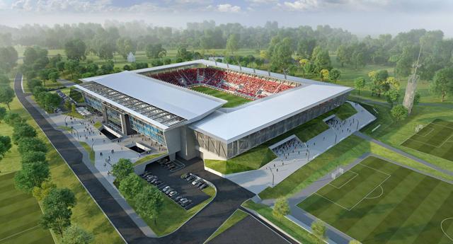 Fél évet csúszik és 900 millióval drágul a Videoton új stadionja
