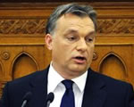 Orbán csak önmagát ismételte