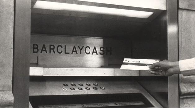 A világ első bankjegykiadója a Barclays Banknál volt
