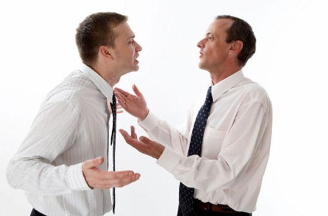 Időnként nagyon durva veszekedések lehetenek a munkahelyen