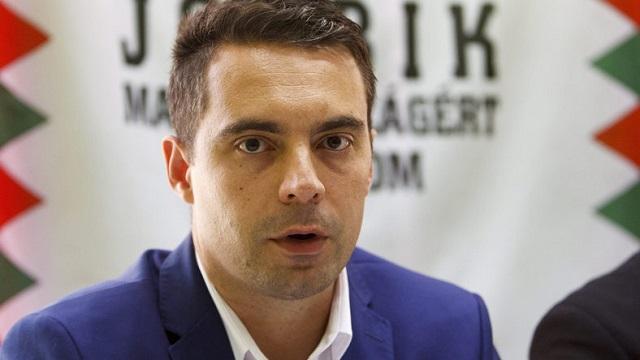 Vona Gábor, a Jobbik elnöke