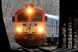 MÁV a 21. században: 71 km 3,6 óra vonattal