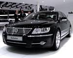 A nép luxus szedánja - VW Phaeton Exclusive