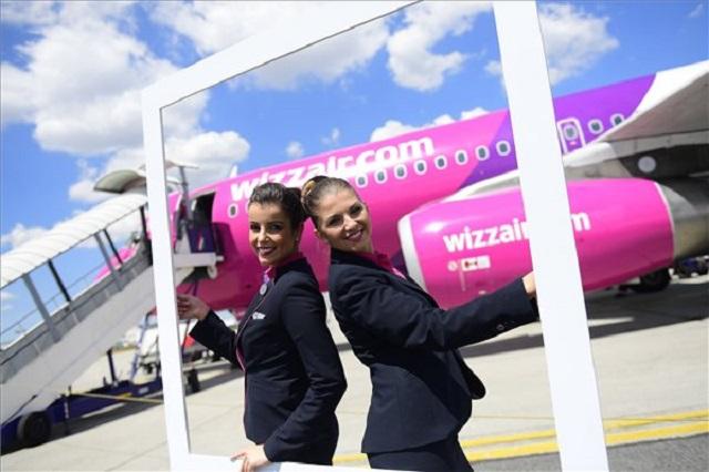 Óriási munkaerőfelvételt hirdet a Wizz Air