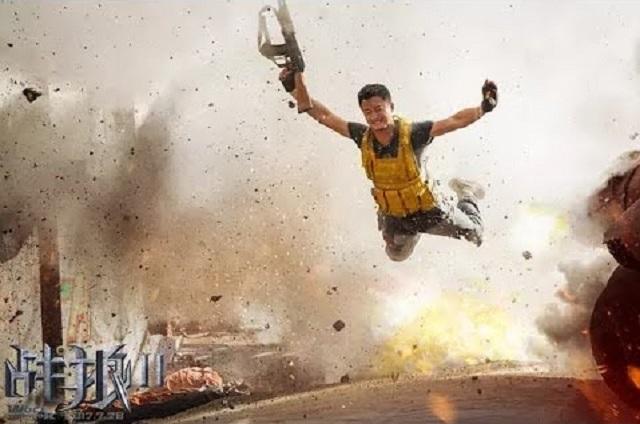 132,5 milliárd forintnyi bevételt hozott Kínában egy új hazafias akciófilm